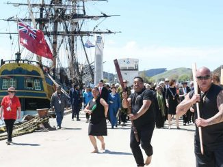 New Zealand anniversary James Cook's arrival